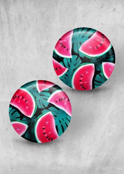 Fruity Melon Print