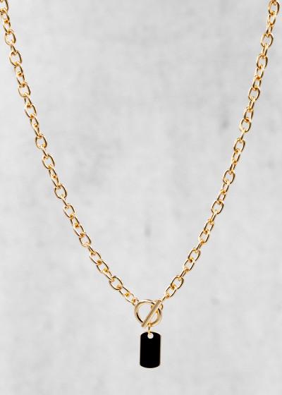 Rhea Halskette gold