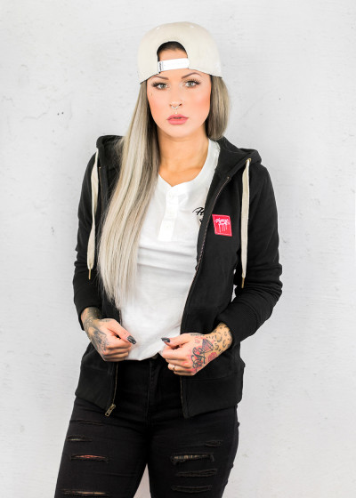 Basic Black Zip Jacket