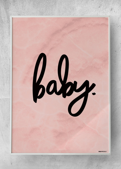 A3 Poster Baby Collection
