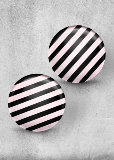 Baby Collection Stripes Print